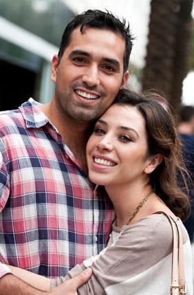 ¡Citas romanticas con cristianos solteros locales!