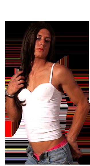 kova kyrpä transvestiitti seuraa