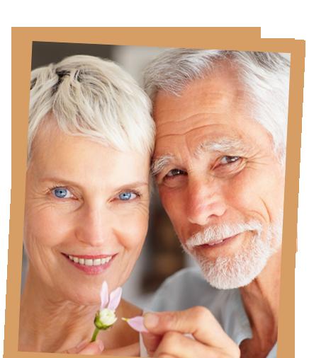 Du bist 50 oder älter und willst einen neuen Partner finden?