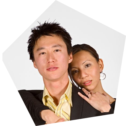 Asian dating space